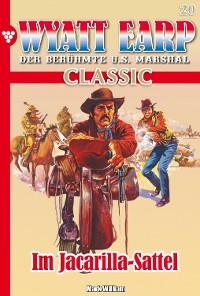 Cover Wyatt Earp Classic 20 – Western