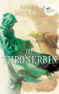 Cover Die Thronerbin: Godspeaker - Band 2