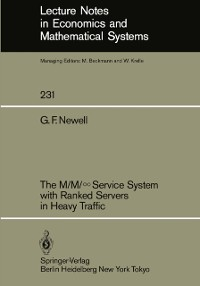Cover M/M/infinityService System with Ranked Servers in Heavy Traffic