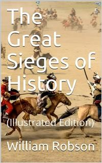 Cover The Great Sieges of History