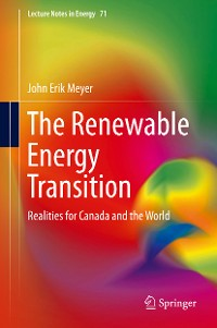 Cover The Renewable Energy Transition