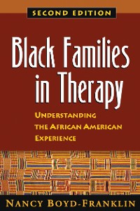 Cover Black Families in Therapy, Second Edition