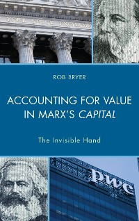 Cover Accounting for Value in Marx's Capital