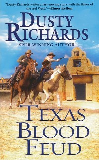 Cover Texas Blood Feud
