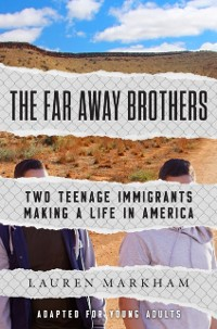 Cover Far Away Brothers (Adapted for Young Adults)