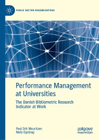 Cover Performance Management at Universities