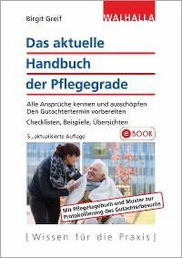 Cover Das aktuelle Handbuch der Pflegegrade