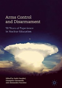 Cover Arms Control and Disarmament
