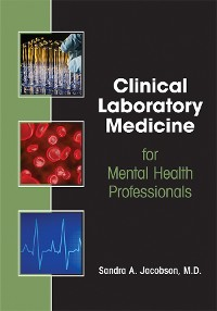 Cover Clinical Laboratory Medicine for Mental Health Professionals