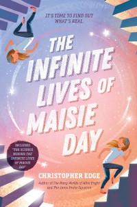 Cover Infinite Lives of Maisie Day