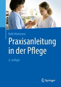 Cover Praxisanleitung in der Pflege