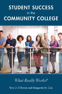 Cover Student Success in the Community College