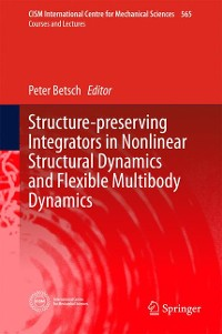 Cover Structure-preserving Integrators in Nonlinear Structural Dynamics and Flexible Multibody Dynamics