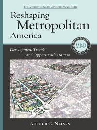 Cover Reshaping Metropolitan America