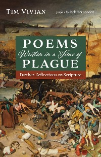 Cover Poems Written in a Time of Plague