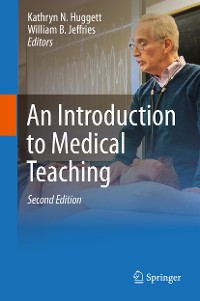 Cover An Introduction to Medical Teaching