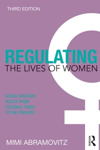 Cover Regulating the Lives of Women