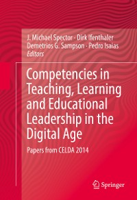 Cover Competencies in Teaching, Learning and Educational Leadership in the Digital Age