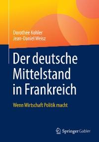 Cover Der deutsche Mittelstand in Frankreich