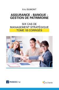 Cover Assurance - Banque - Gestion de patrimoine - Tome 1b