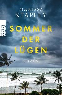 Cover Sommer der Lügen