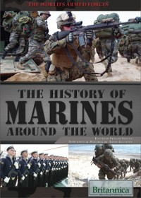 Cover History of Marines Around the World