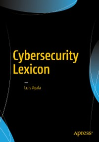 Cover Cybersecurity Lexicon