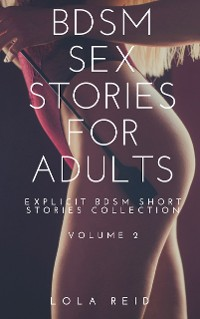 Cover BDSM Sex Stories for Adults