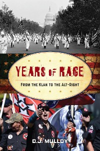 Cover Years of Rage