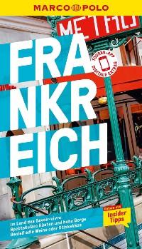 Cover MARCO POLO Reiseführer Frankreich