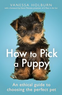 Cover How To Pick a Puppy