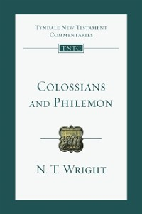 Cover Colossians and Philemon