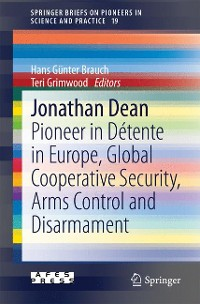 Cover Jonathan Dean