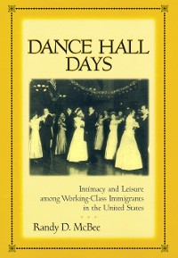 Cover Dance Hall Days