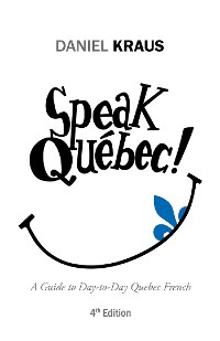 Cover Speak Québec!
