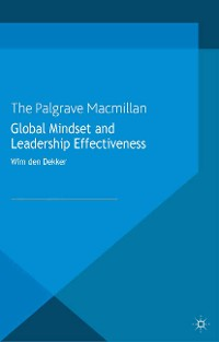 Cover Global Mindset and Leadership Effectiveness