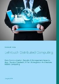 Cover Lehrbuch Distributed Computing