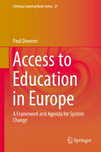 Cover Access to Education in Europe
