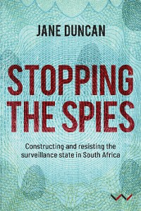 Cover Stopping the Spies