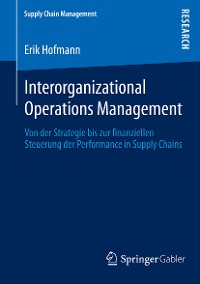 Cover Interorganizational Operations Management