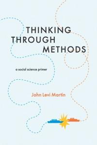 Cover Thinking Through Methods