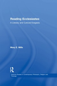 Cover Reading Ecclesiastes