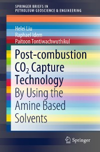 Cover Post-combustion CO2 Capture Technology