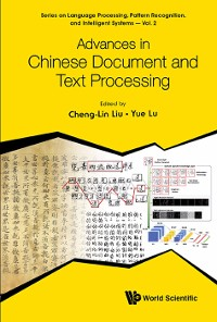Cover Advances In Chinese Document And Text Processing
