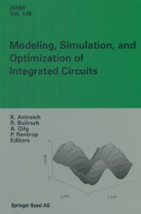 Cover Modeling, Simulation, and Optimization of Integrated Circuits