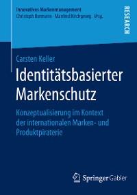 Cover Identitätsbasierter Markenschutz