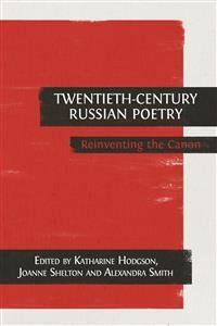 Cover Twentieth-Century Russian Poetry