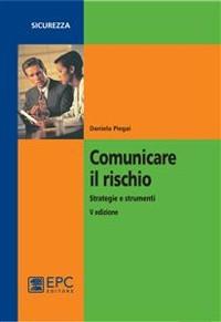 Cover Comunicare il rischio