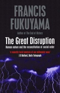Cover Great Disruption