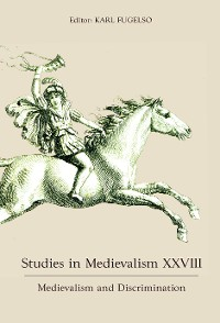 Cover Studies in Medievalism XXVIII